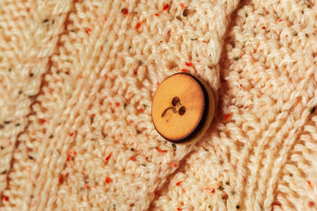 close up of knit wear