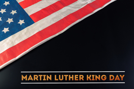 Happy martin luther king day background Фото со стока
