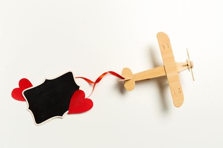 toy airplane close up Reklamní fotografie