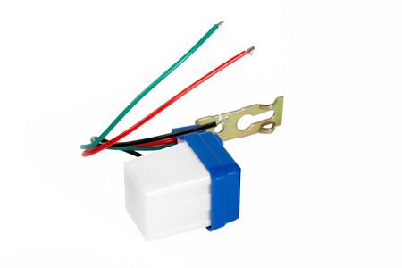 Motion Sensor isolated on white