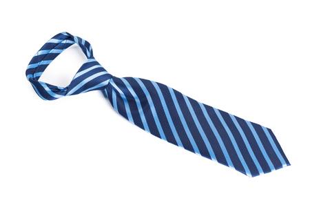 tie isolated on white