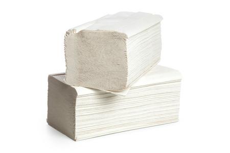 paper towels pile