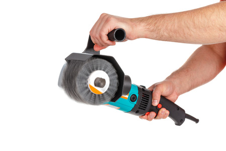 Electric Belt Sander For Home Handyman Use Imagens