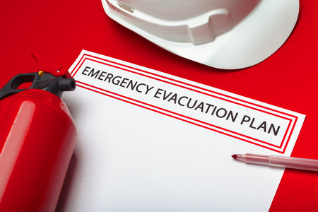 Emergency evacuation plan