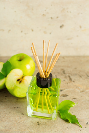 Aromatic sticks for home Stock Photo