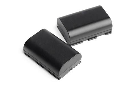 Battery for camera Imagens