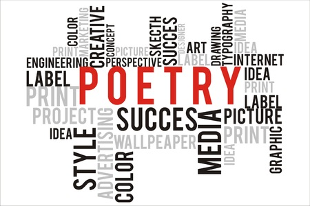 changes in equity: poetry word in wordcloud concept