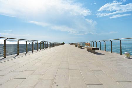 Manfredonia Harbor