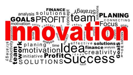 resourcefulness: Innovation Stock Photo