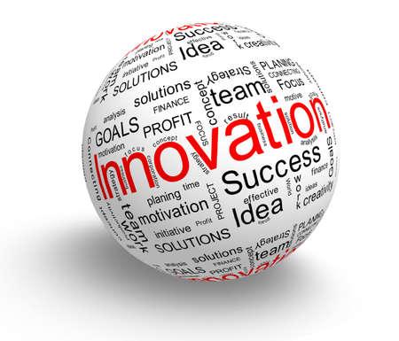 Innovation ball Stock Photo - 12833073