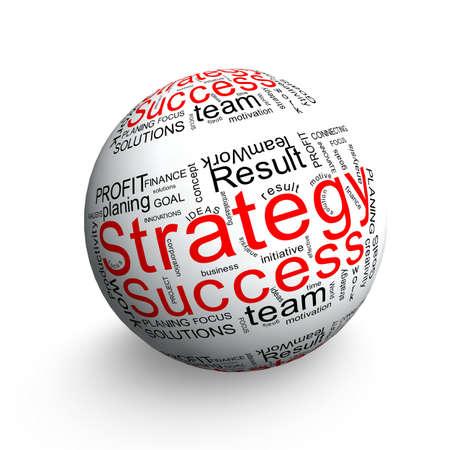 Strategy Success ball
