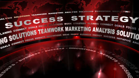 Strategy Success Stock Photo - 12833087
