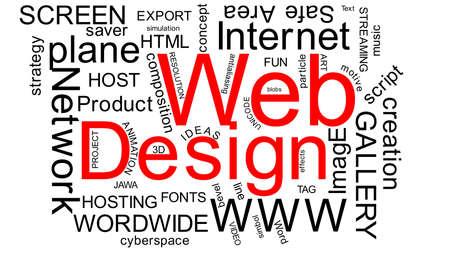 Webdesign Stock Photo - 12833086