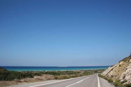 Coast Road to Monolithos