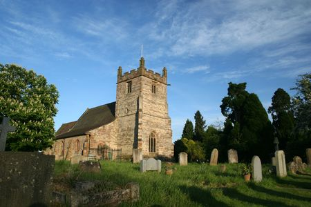 Feckenham Church Stock Photo - 5147292