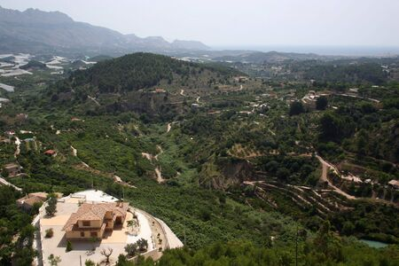 Spectacular Views over the Costa Blanca and Mediterranean