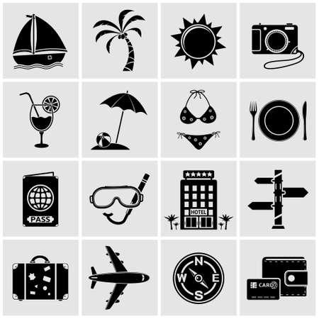 money tree: Travel Icons