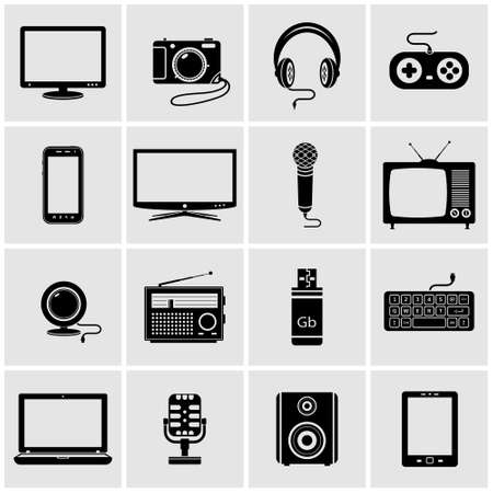 tv camera: Technology Icons