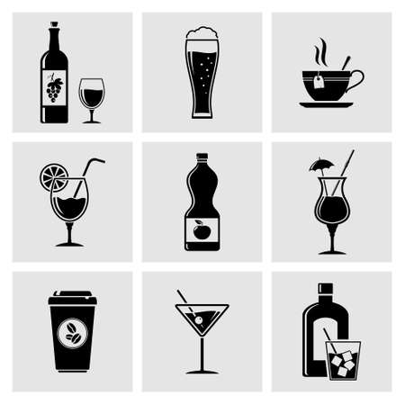 soft drink: Beverage icons
