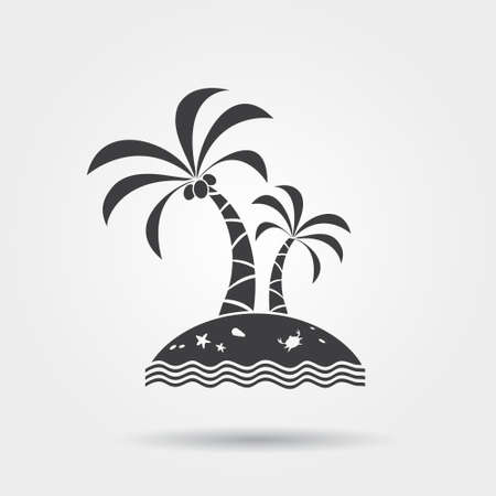 島のアイコン