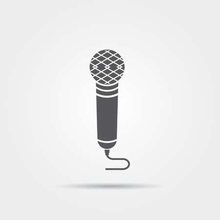 talk show: microphone icon