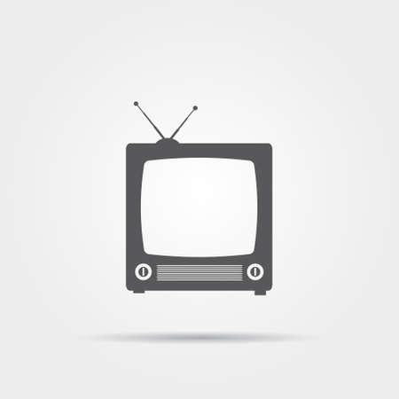 retro tv: Retro TV Icon