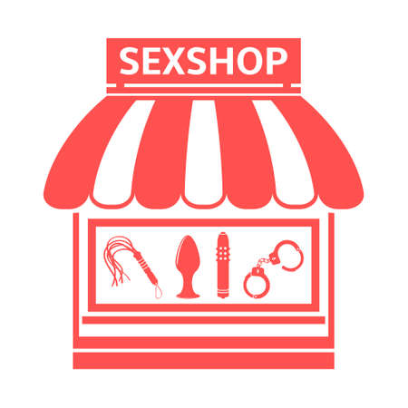 Sex shop icon