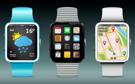 smart: smart watches