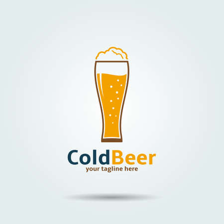 Cold Beer  Design Template