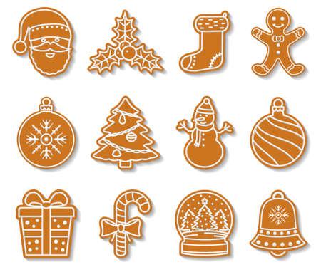 Gingerbread Christmas Cookies