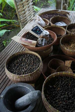 Balinese Luwak Coffee is a specialty coffee in Bali