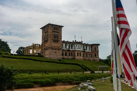 Kellie's Castle (sometimes also called Kellie's Folly) is a castle located in Batu Gajah, Kinta District, Perak, Malaysia. Editorial