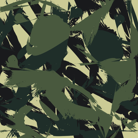 위장 원활한 패턴 일러스트