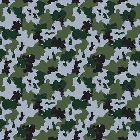 Camouflage naadloze patroon
