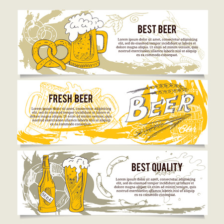 tooth paste: Beer banners or website header set for beer restaurant, cafe, bar. Tooth toothbrush toothpaste healthy tooth tooth brushes tooth paste mouth wash dental floss.