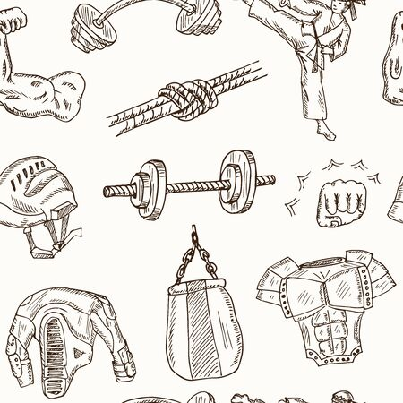 Dumbbell, icon set. Collection icons of dumbbells various forms, linear design. lines with editable stroke