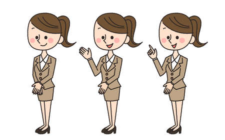 office lady icon