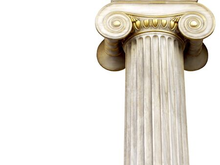 dependable: marble column
