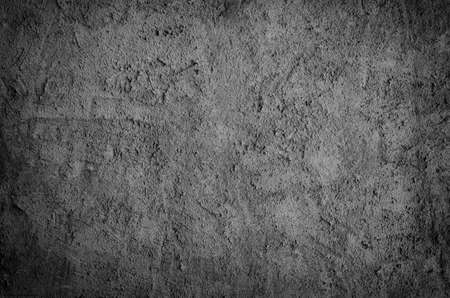 Concrete wall surface as a background with darken edges