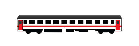 intercity: Rail car used in Germany for long distances at InterCity trains
