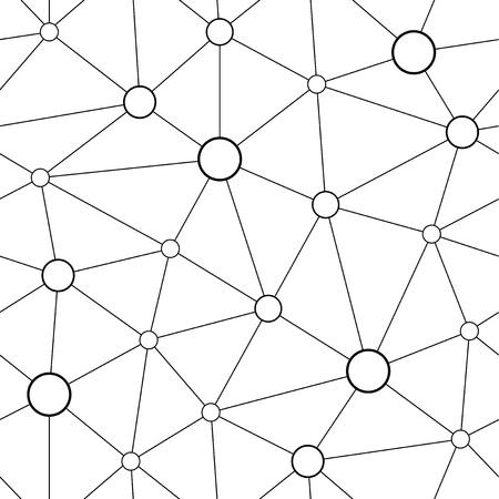Abstract geometric lattice, scope molecules. Composition of molecular lattice
