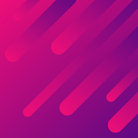 Abstract gradient purpur background. Pattern of geometric diagonal shapes. Vector illustration