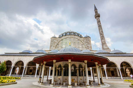 Mihrimah Sultan Mosque Istanbul, Turkey