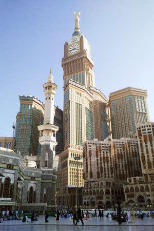 Abraj Al-Bait Mecca Editorial