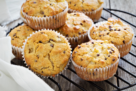 free: Gluten free almond and oat muffins