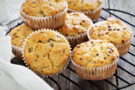 free dish: Gluten free almond and oat muffins