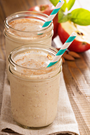 Apple Banana Cinnamon Smoothie photo