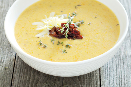 ポテト クリーム スープ