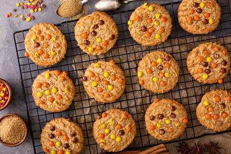 秋のお菓子クッキー