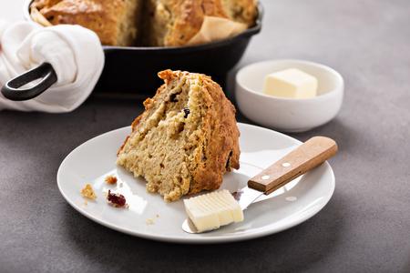 Irish soda bread Stock Photo